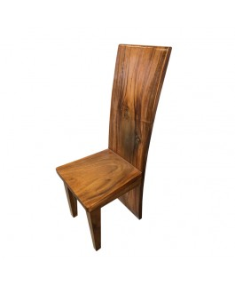 Chair in Suar Wood