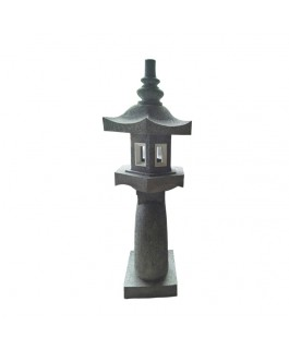 Japanese Lava Stone Lamp 4 Pieces